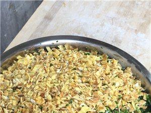 自家手工水饺,真材实料,浑素都有。