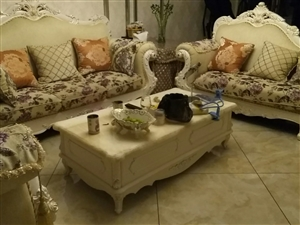 欧式沙发很好看