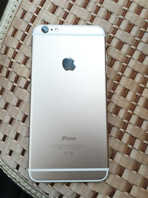 苹果6p便宜出带锁