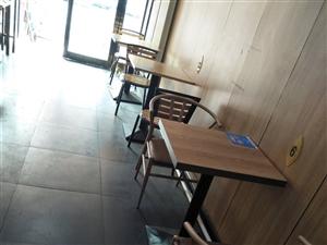 饭店桌椅等等