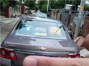 雪佛兰08款景程私家车