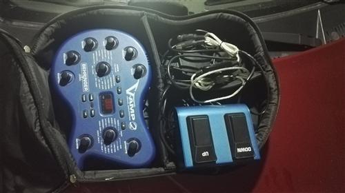 蓝腰子进口效果器