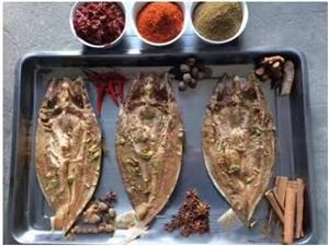 巴西秘制五花肉湄公烤鱼