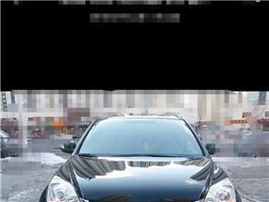 11年本田CRV黑色两驱出售