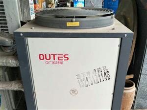 个人空气能外加水罐3吨出售