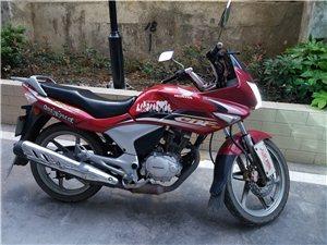 自己买的摩托车,本田战鹰,cbf150,大战鹰