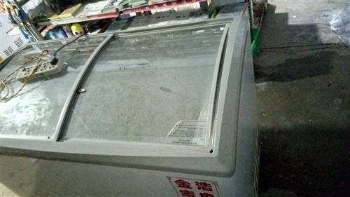 轉讓超市用兩個冰柜