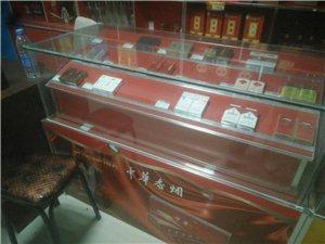 烟柜出售两组