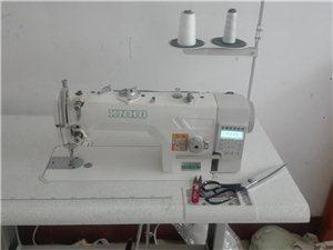 出售9.5成新电脑缝纫机平缝机
