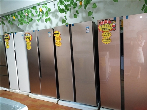 海信各型號各尺寸液晶電視,海爾冰箱洗衣機,美的空調