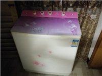 有八成新,功能完好,因买全自动洗衣机了,...
