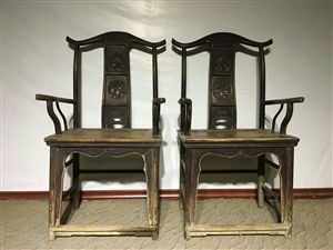 本人长年收老家具