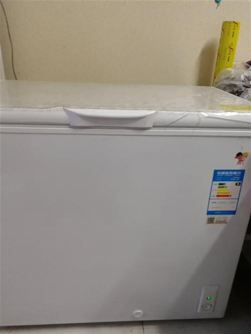 出售二手冰柜,九成新,带发票