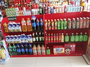烟柜饮料架便宜处理了