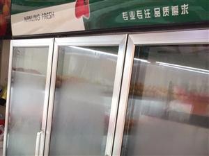 三门水果保鲜柜便宜处理
