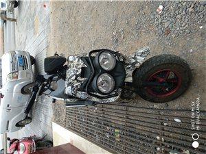 出售二手摩托车踏板车