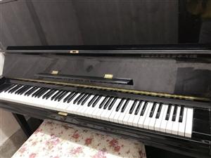 琴行升级钢琴处理