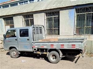 2.5米双排小货车,