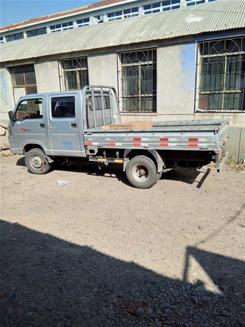 2.5米雙排小貨車,
