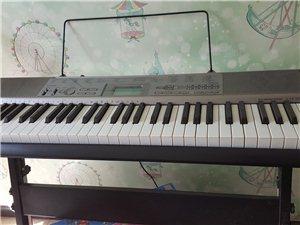 家里已为孩子购买钢琴,电子琴出售,原价2580,用