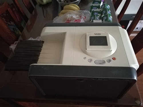 呈研热升华照片打印机2台