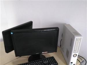 处理一批办公用台式电脑