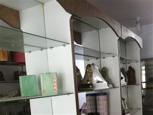 九成新货架子转卖,青州特色礼品处理