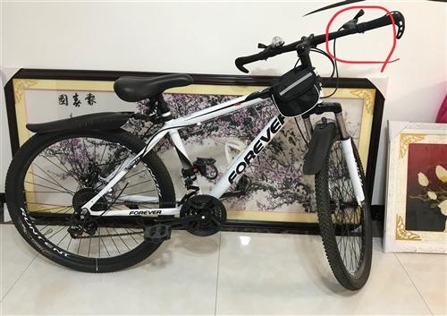 9.99成新永久牌山地自行車低價出售