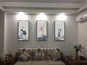 家庭装饰画,沙发背景画,玄关画,电表箱画