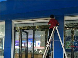门禁安装以及玻璃地弹簧门的制作安装维修等