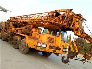 出租8-100吨吊车价格合理