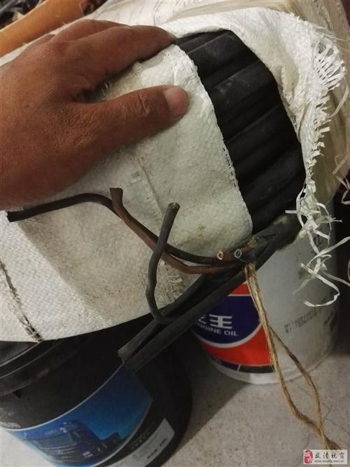 電線電纜閑置便宜出售