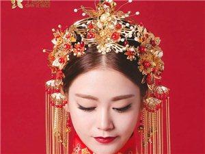 固始新娘盤發、化妝、請聯系15517609272