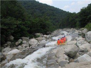 7月30号灵狐带你去宝天曼峡谷漂流
