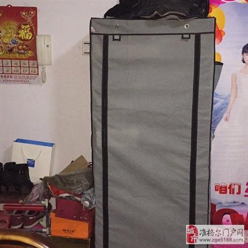 九成新布鞋柜出售
