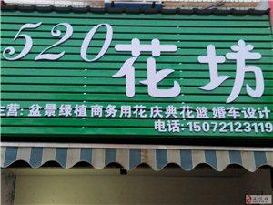 520花坊鲜花预订