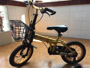 折叠儿童山地自行车