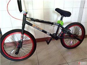 95新bmx花式自行车