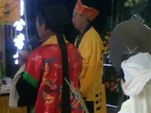湄潭高台奇洞天非文化遗传