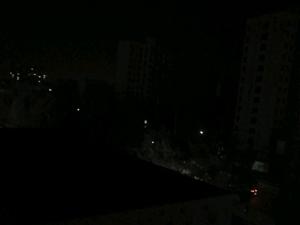 滨北办事处工地晚上施工严重扰民