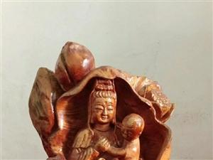 �召平――木雕根�