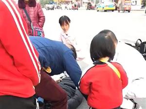 南溪�@�l路上又�l生意外了!
