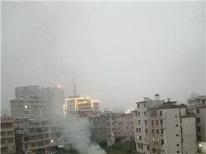 露天燃��污染空��