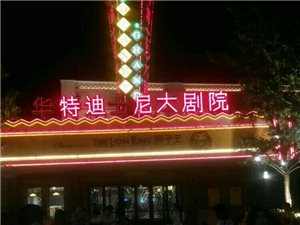 夜游上海迪士尼小镇