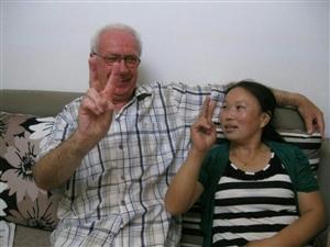 和我的德国朋友卡尔卫斯理先生在一起的日子