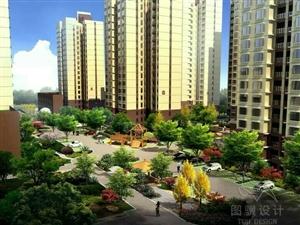 武功县唯一一个大型水景公园的楼盘