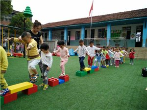 幼儿体智能教学