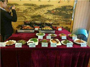 万家福大酒店明档,价格美丽,菜品靓丽,快去尝尝吧!
