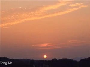 夕阳无限美,只是近黄昏