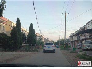 春节回家乡村路上有这样宽松,那真的要点赞一个
